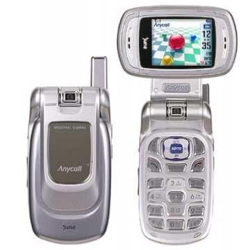 SAMSUNG Mobile Phone :: 2004
