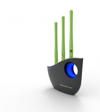 Wireless Router :: 2009