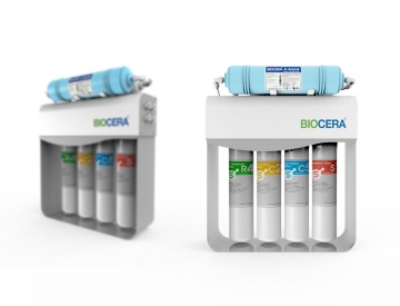 BIOCERA Under-sink water purifier :: 2016